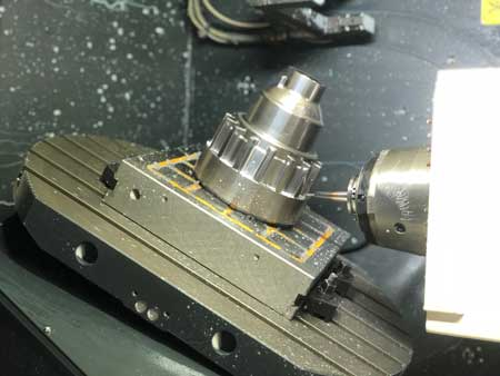Five-Star 5 Axis machining