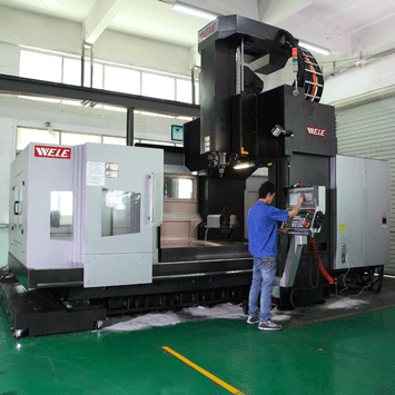 Mold Making Factory Large CNC machine