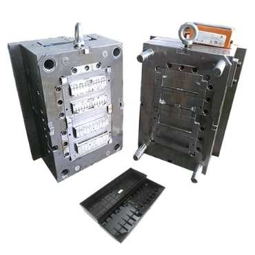 Electronic Case PS Injection Mold