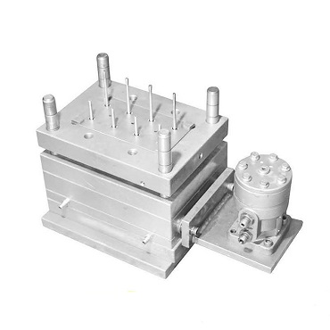 3D Printing Prototype Plastic Mold Maker