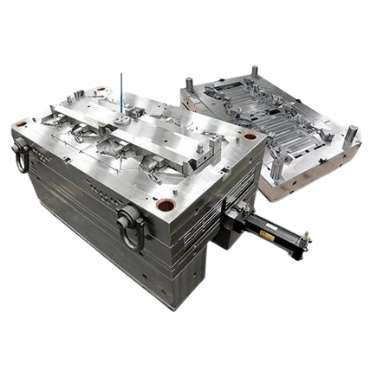 2K Two-Shot Injection Mold