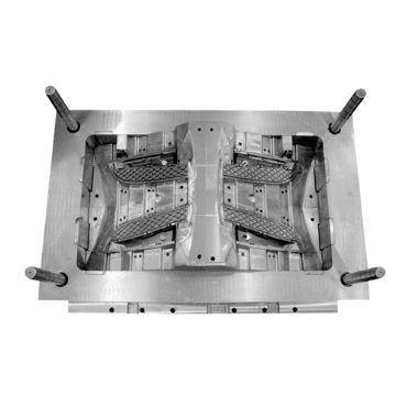 Auto Parts PA Injection Mold