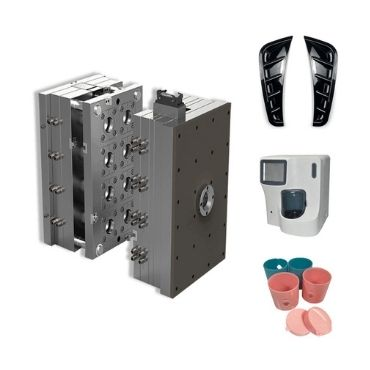 PC ABS Acrylic Injection Mold
