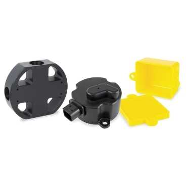 Custom Shapes ABS Injection Moulding