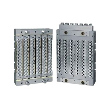 Double Stack Multi-Cavity Molds