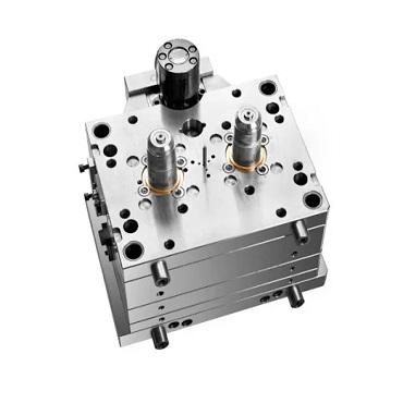 Hardened Steel Unscrewing Motor Cap Mold