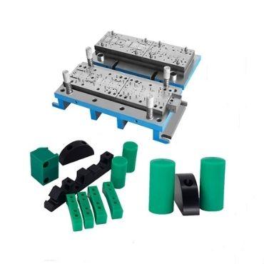 High Precision PVC Injection Mold