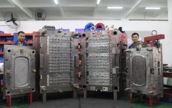 Mold Maker and Precision Components Manufacturer