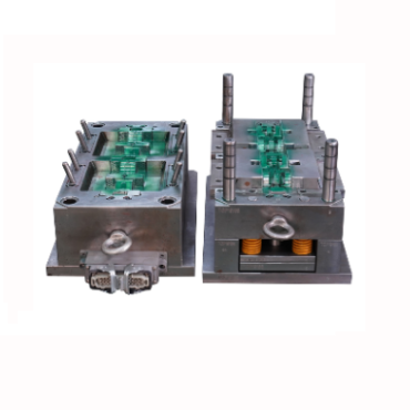 Multi-Cavity Medical Injection Mold