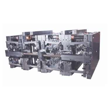 Multiple-Level Stack Injection Mold