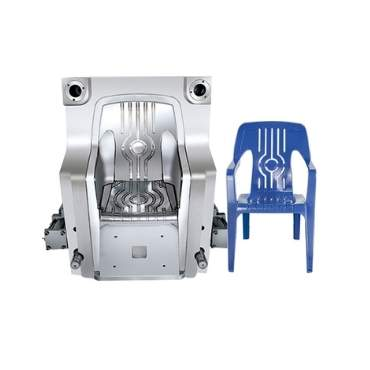Plastic Injection Stool Chair Mold