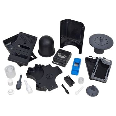 Plastic Precision Electronics Components