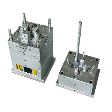Plastic Unscrewing Injection Mold