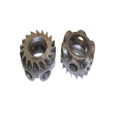Ratchet Gears CNC Machined Components