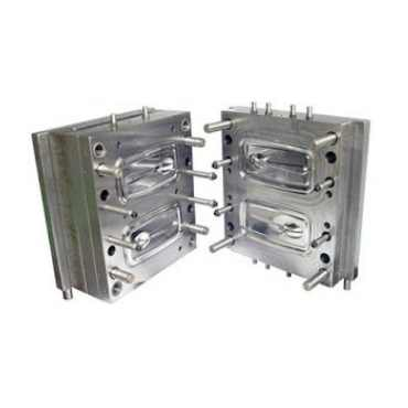 Single Shot Stack Injection Mold