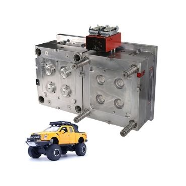 Toy Car PP Injection Mold