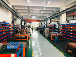 fstooling Assembly department